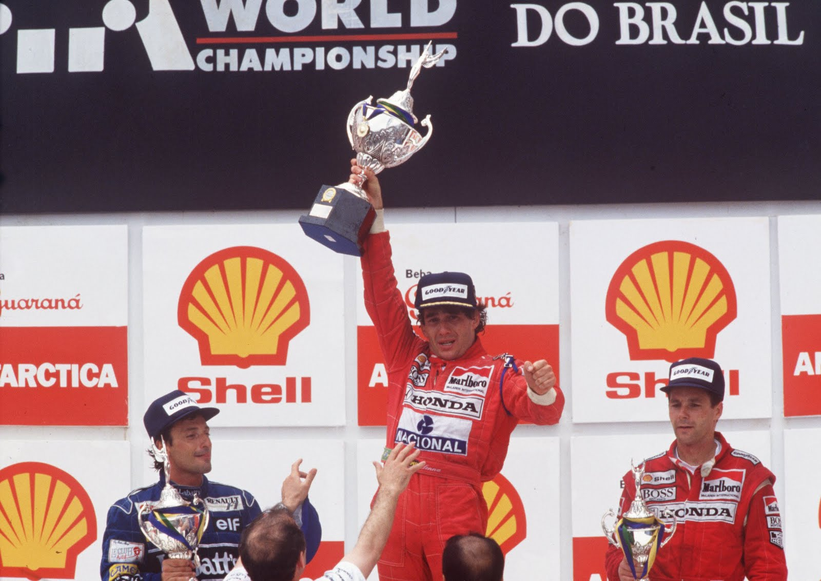 Photo of Ayrton Senna e as manhãs de domingo