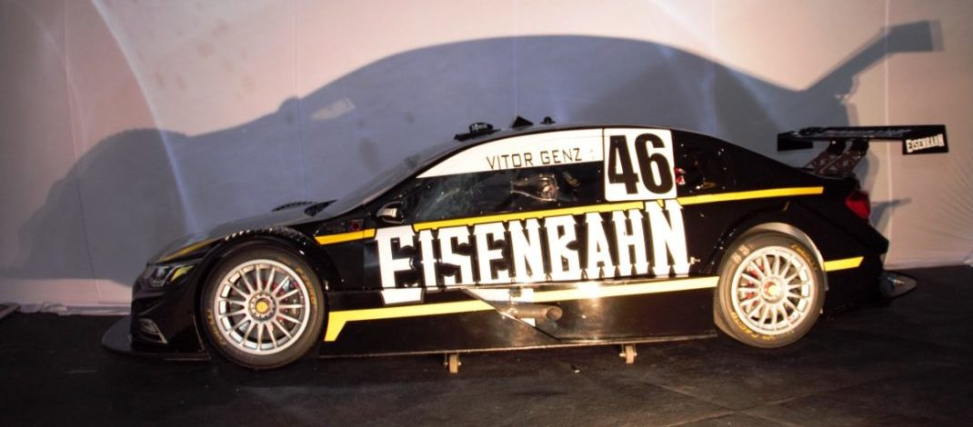 Photo of Eisenbahn Racing Team, apresenta o carro que disputará a temporada 2017 da Stock Car