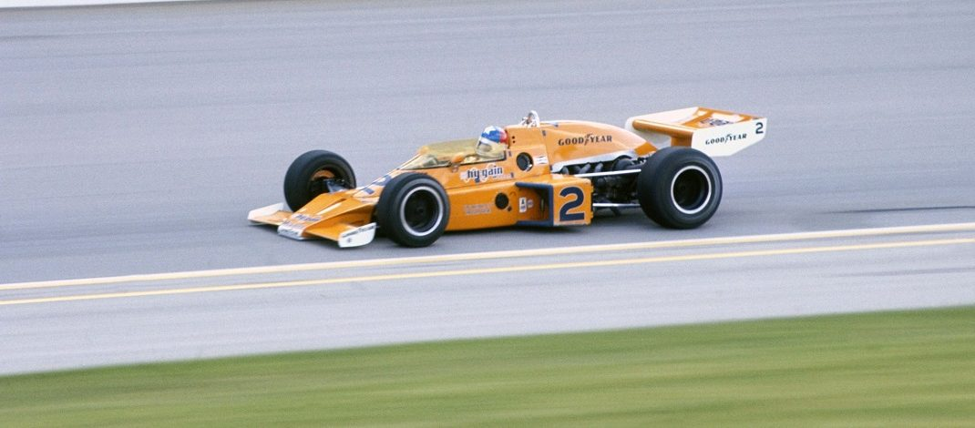 Photo of McLaren na Indy
