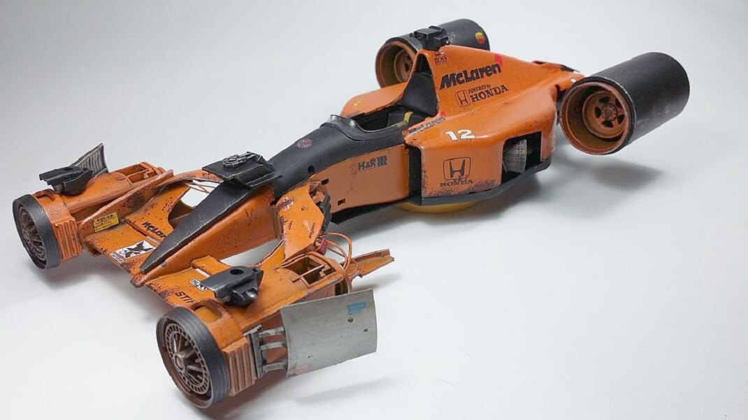 Photo of Star Wars: Pods com uma McLaren-Honda MP4/7A