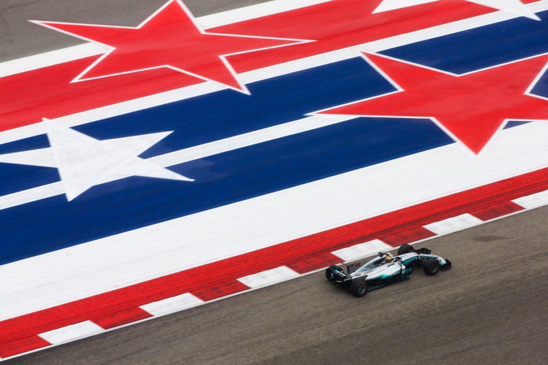 Foto de FP2 EUA – Hamilton repete boa performance e Vettel tem mais problemas