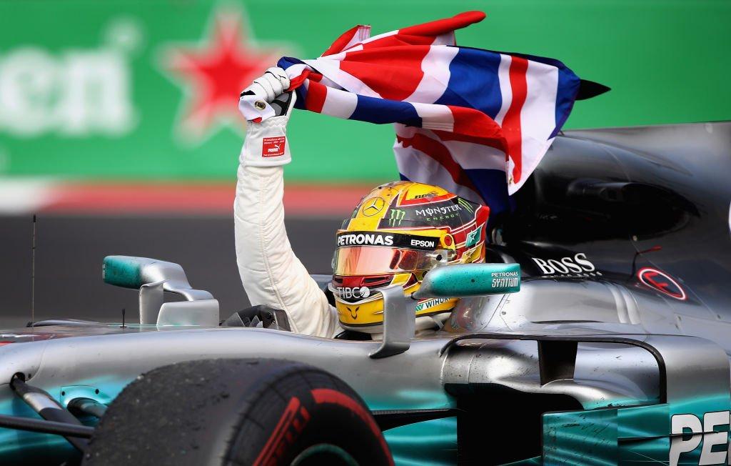 Foto de GP do México – Lewis Hamilton é tetracampeão em corrida que contou com vitória de Verstappen e luta de Vettel
