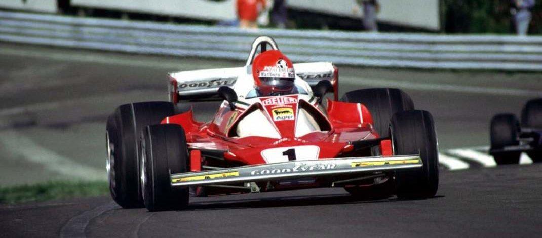 Foto de Lauda volta ao pódio e Ferrari vence o campeonato de construtores, mas Hunt se aproxima – Dia 142 dos 365 dias mais importantes da história do automobilismo