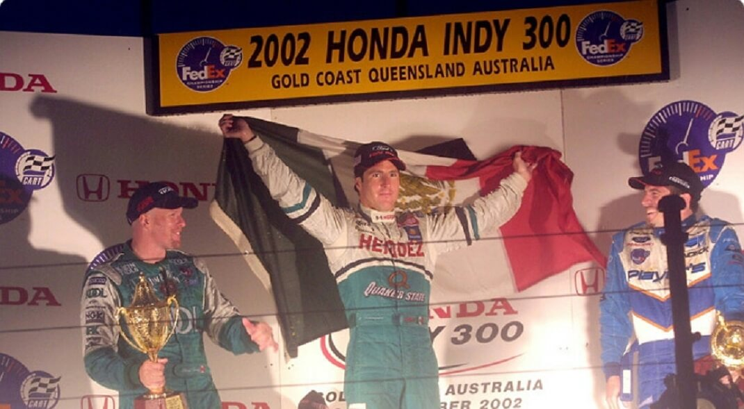 Photo of 27 de outubro 2002, A corrida mais lenta da história