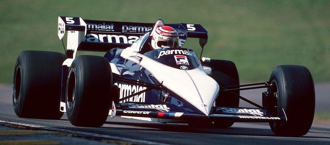 Foto de 15 de outubro de 1983, Piquet conquista o mundial de pilotos pela segunda vez, se iguala a Fittipaldi e Ferrari ganha o título de construtores – Dia 147 de 365 dias dos mais importantes da história do Automobilismo