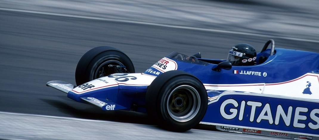 Photo of Jacques Laffite: a longevidade francesa – Dia 184 dos 365 dias mais importantes da história do automobilismo
