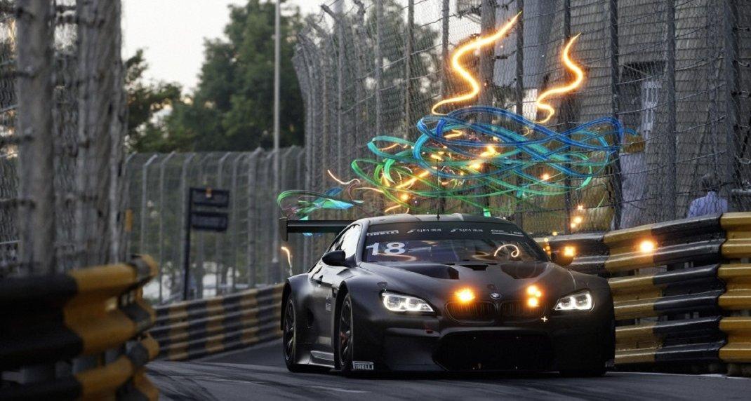 Foto de Augusto Farfus conquista 4º lugar na final do FIA GT World Cup em Macau