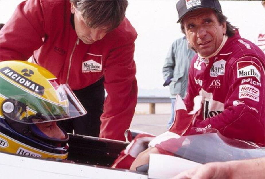 Foto de O dia em que Senna deu uma de Alonso