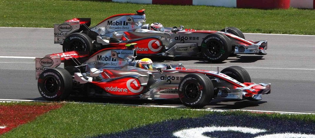 Foto de Série: Os últimos 10 anos da Fórmula 1 – 2007: Não Entre em Pânico!!!