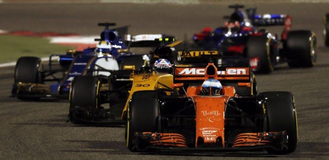Foto de McLaren mais um ano de quebras marcado pelo fim do casamento
