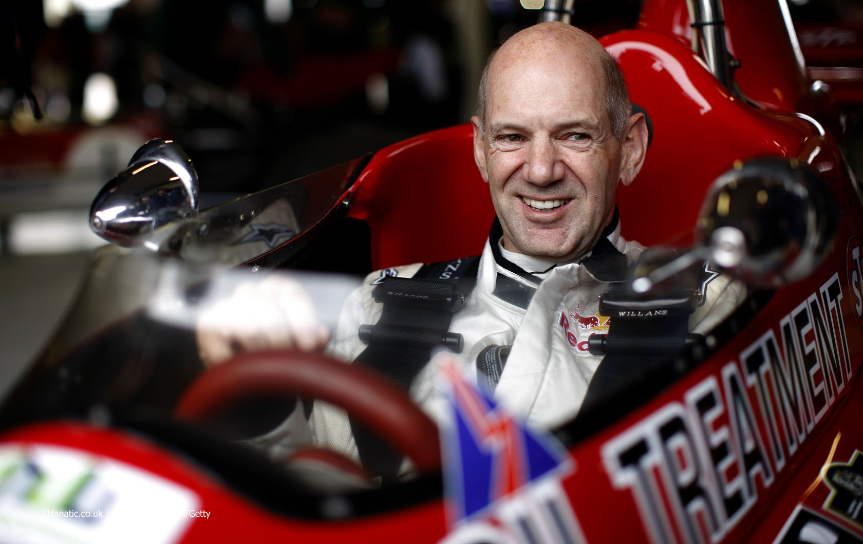 Foto de Happy Birthday, Adrian Newey