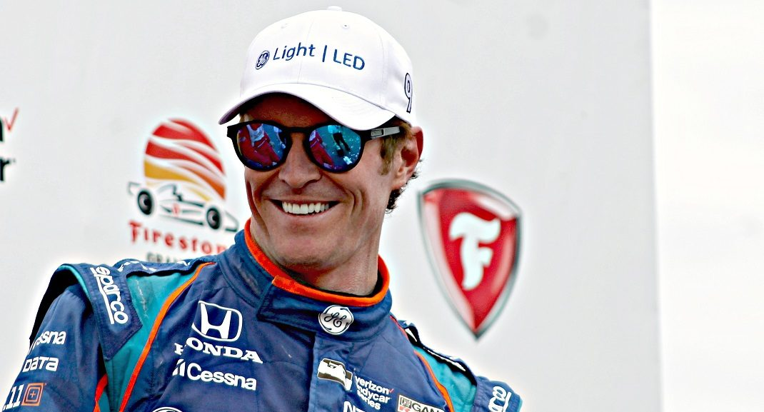 Photo of Scott Dixon, o senhor Indy!