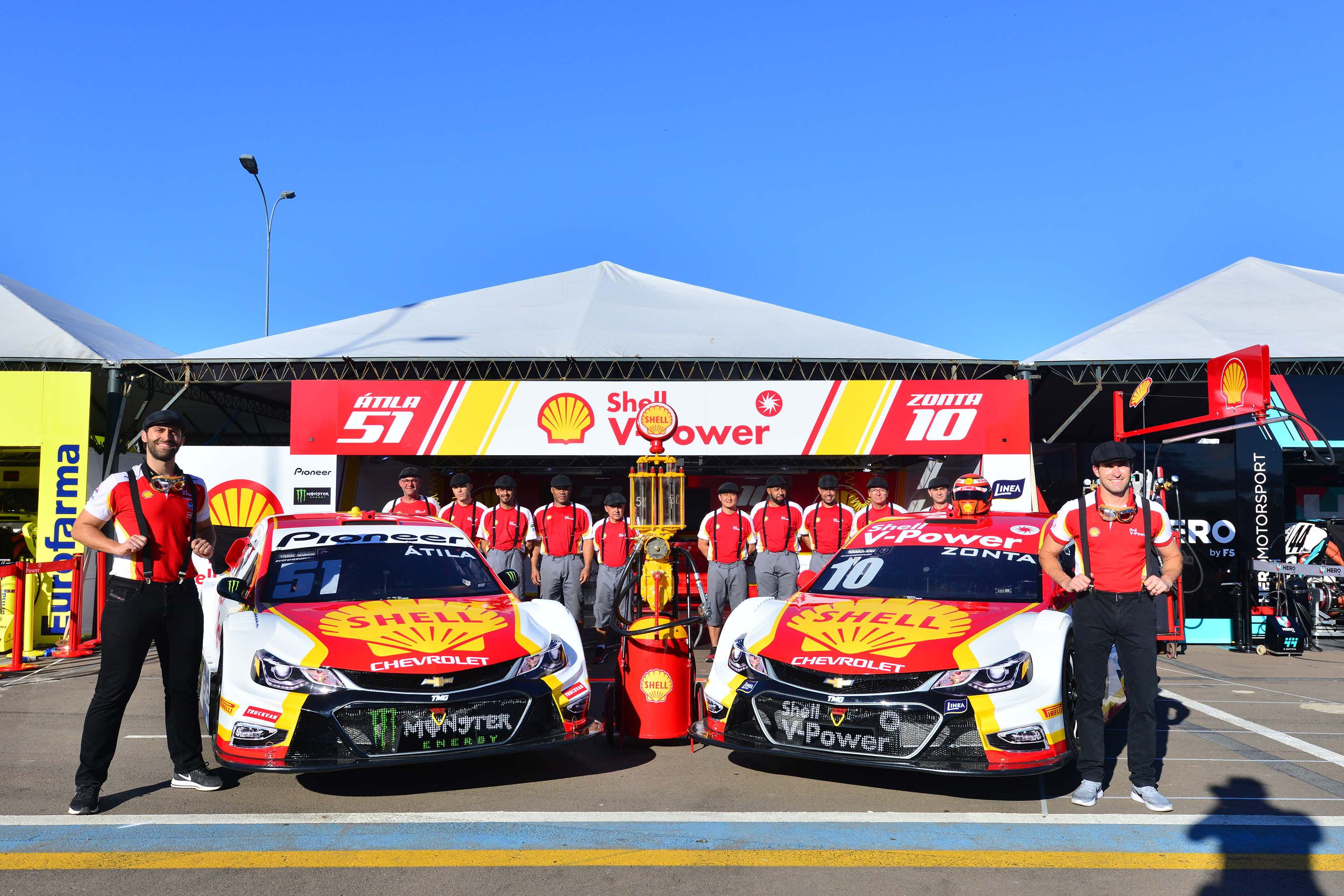 Photo of Shell V-Power comemora aniversário da Stock Car