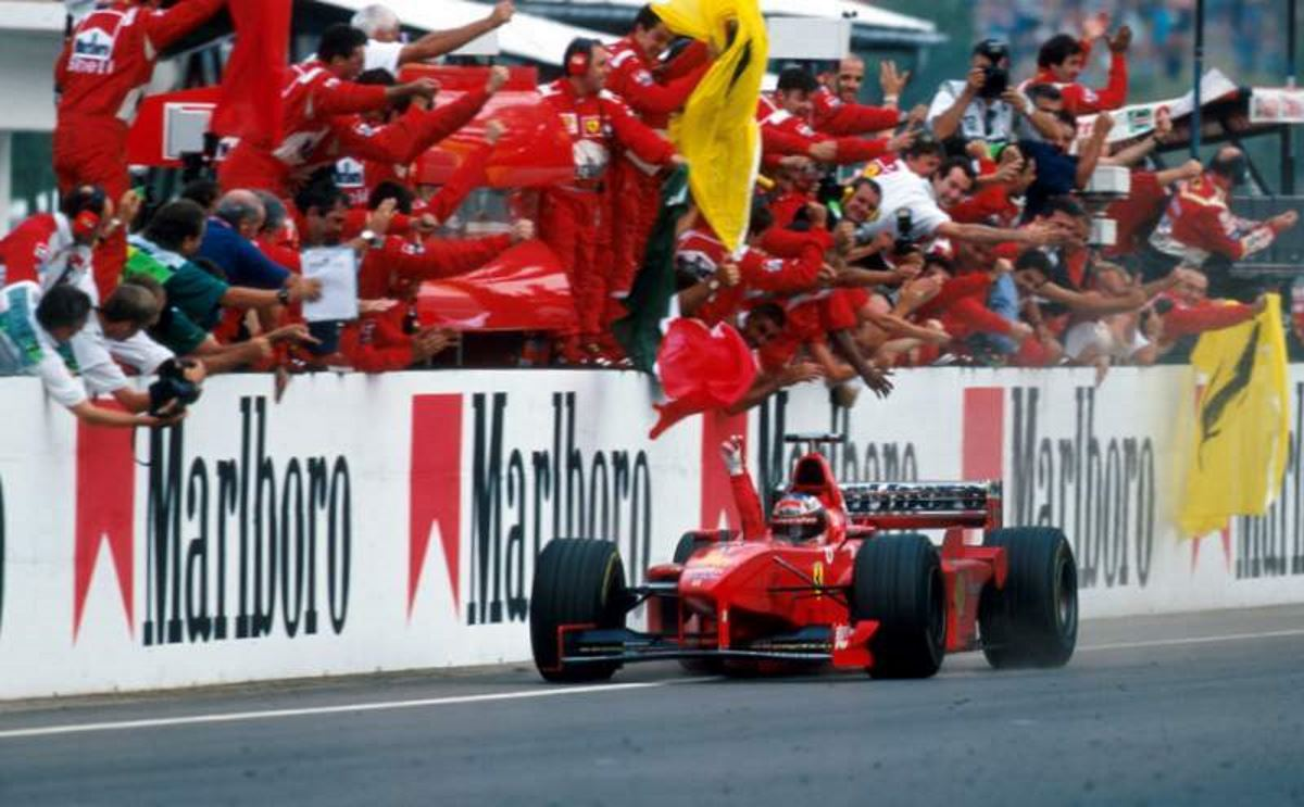 Photo of 16 de Agosto – O stint mágico de Schumacher – Dia 87 dos 365 dias mais importantes da história do automobilismo – Segunda Temporada