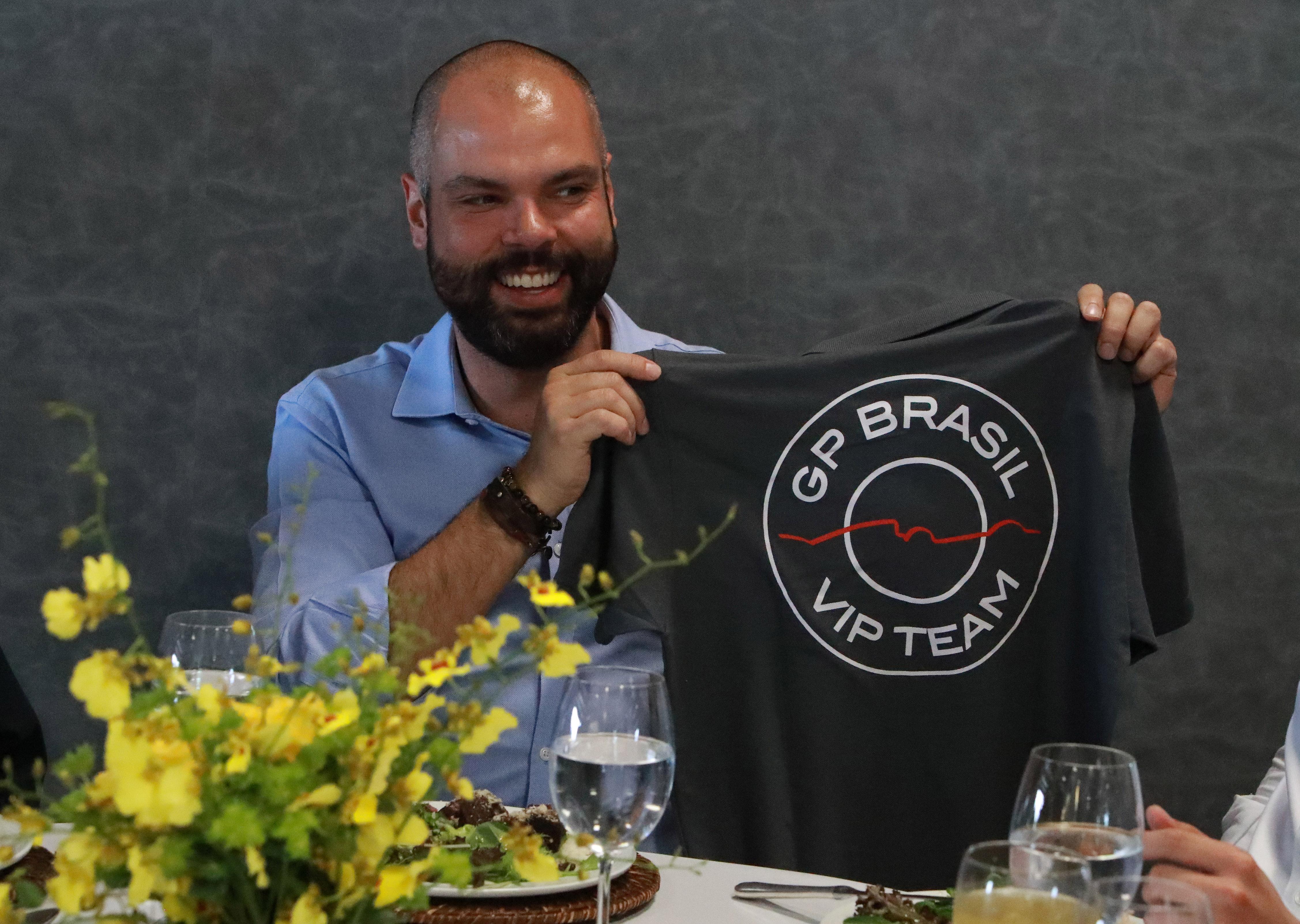 Photo of Prefeito Bruno Covas realiza visita em Interlagos