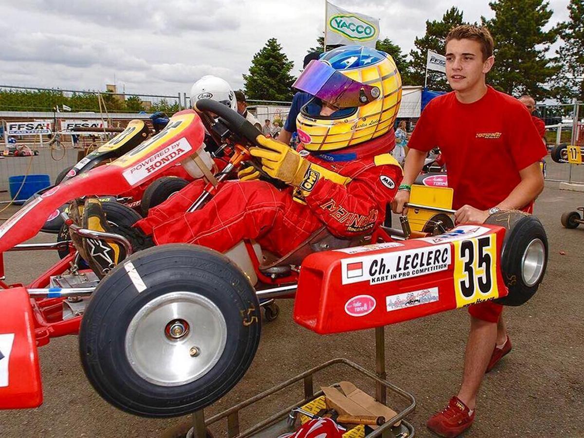 Foto de O herdeiro Charles – Dia 148 dos 365 dias mais importantes da história do automobilismo – Segunda Temporada.