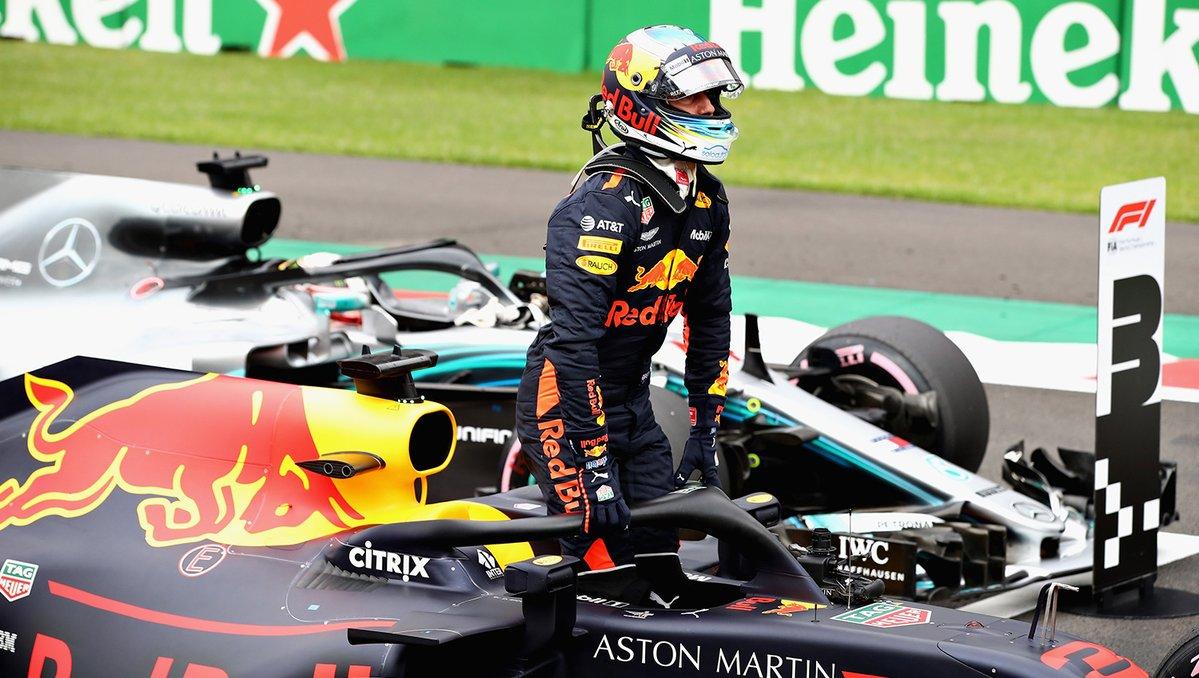 Photo of Classificação México – Ricciardo surpreende e tira pole de Verstappen