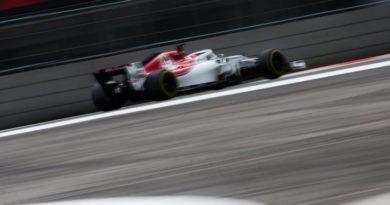 Calderón impressiona Sauber em seu primeiro dia de testes pela equipe