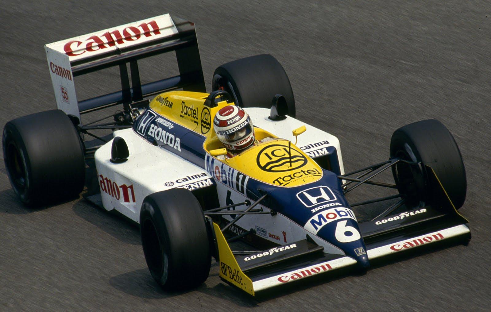 Foto de Piquet confirma o Tri e nasce mais um cabeça de gasolina