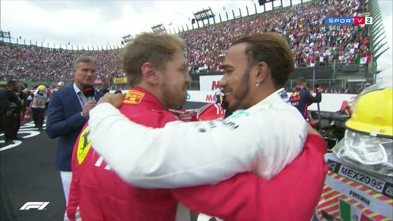 Photo of GP do México – Verstappen vence e Hamilton conquista o penta, mas os pneus foram os grandes vilões