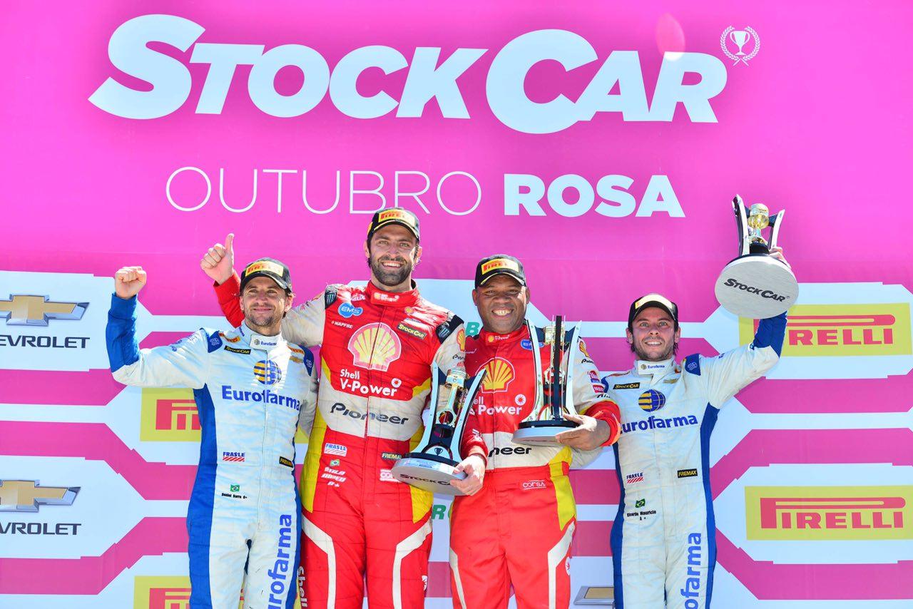 Foto de Abreu vai construindo a sua vitória, Serra chega em segundo e Fraga tem problemas mais uma vez