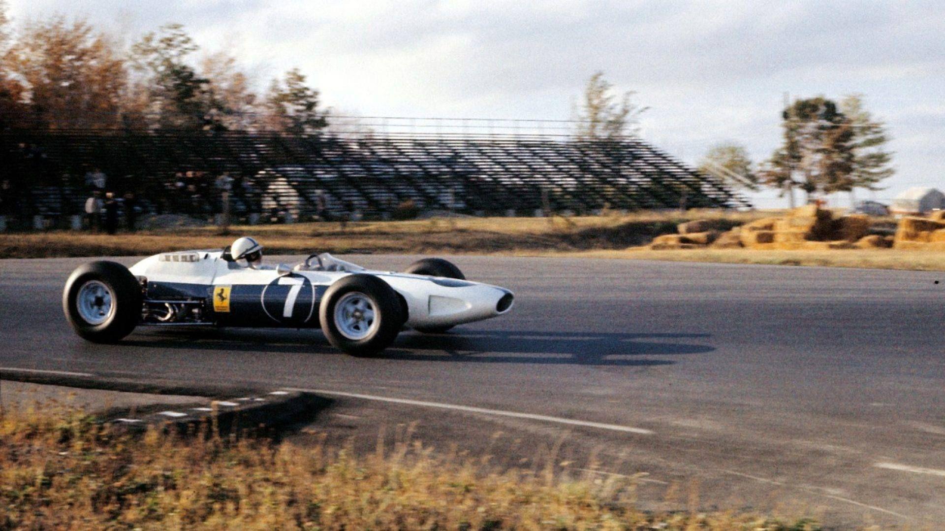Foto de 25 de Outubro – Um título improvável no México – Dia 157 dos 365 dias mais importantes da história do automobilismo – Segunda Temporada.
