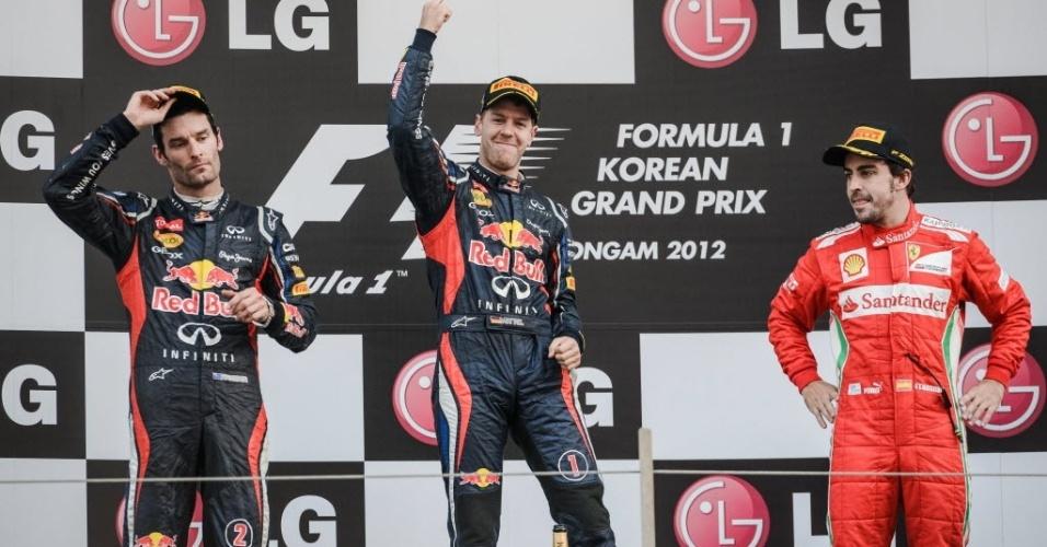 Photo of Um pódio óbvio para 2012 – Dia 146 dos 365 dias mais importantes da história do automobilismo – Segunda Temporada