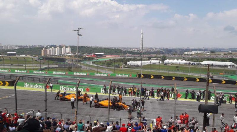 GP do Brasil tem aumento de público mesmo sem brasileiro no grid