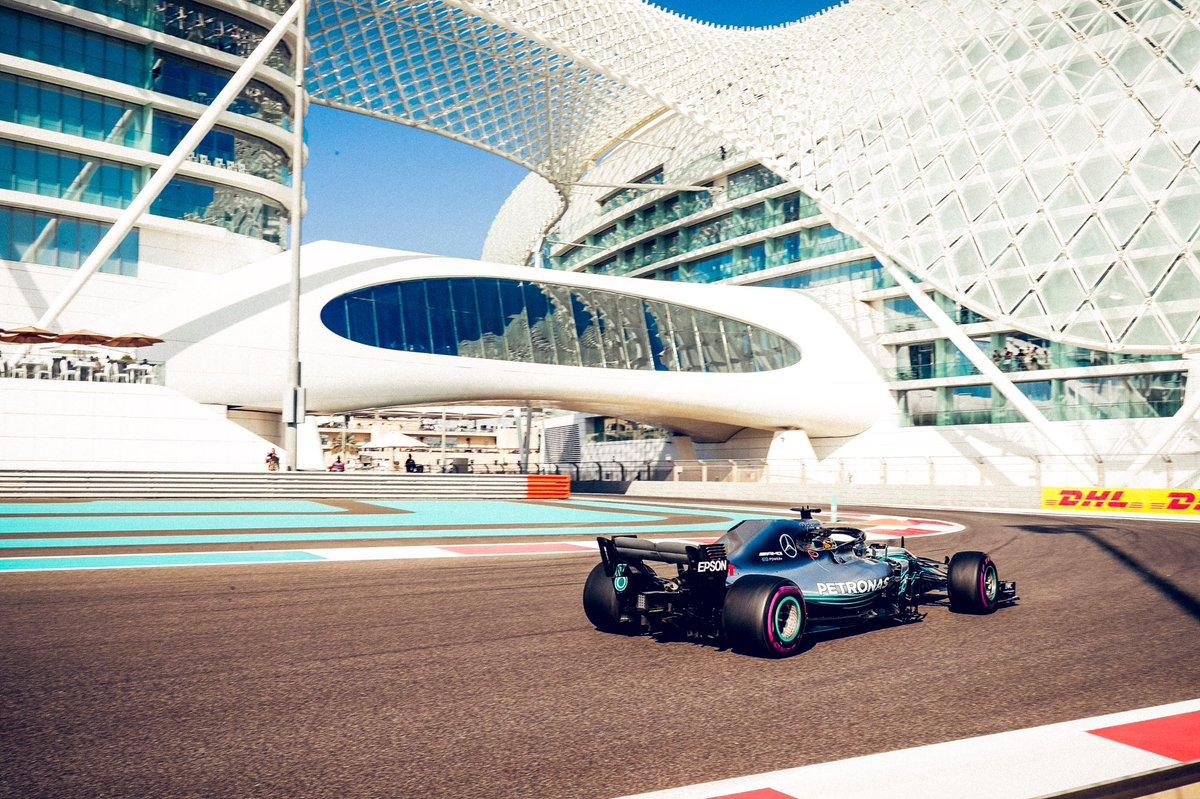 Photo of TL3 Abu Dhabi – Hamilton garante liderança de último treino antes da Classificação