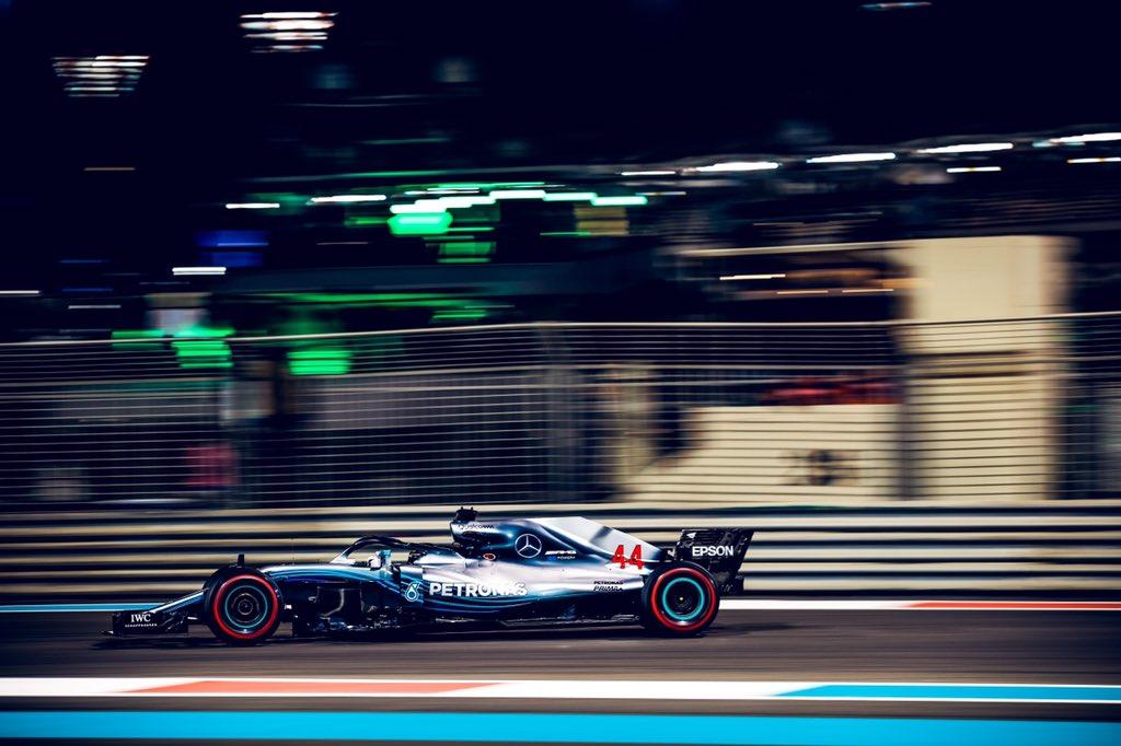 Photo of GP de Abu Dhabi – Lewis Hamilton vence, com Fernando Alonso se despedindo da Fórmula 1 em 11°
