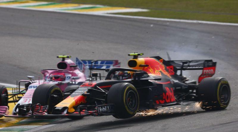 Max Verstappen se envolve em incidente com Ocon, pós-corrida e acaba punido