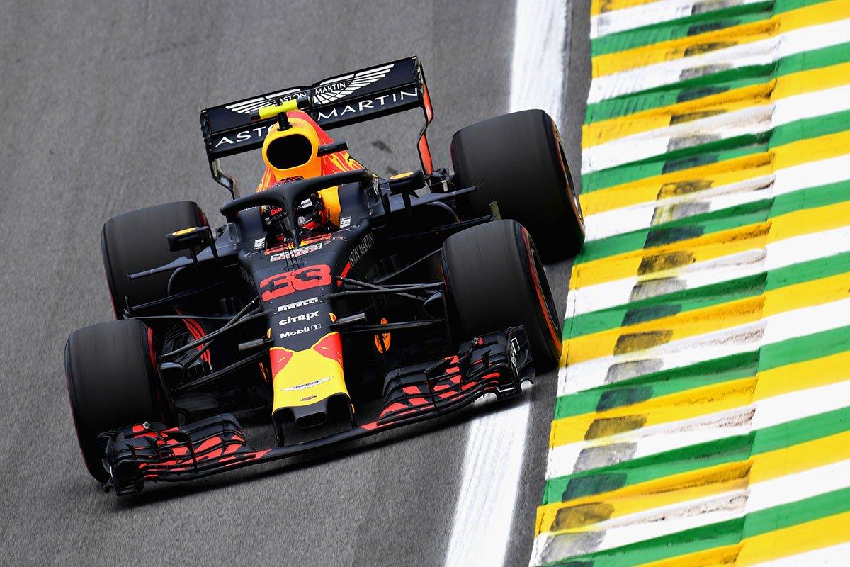 Foto de TL1 Brasil – Max Verstappen está veloz em Interlagos