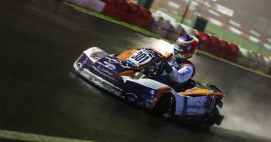 Reta final das 500 Milhas: AM Com Racing lidera sob chuva no Kartódromo Granja Viana
