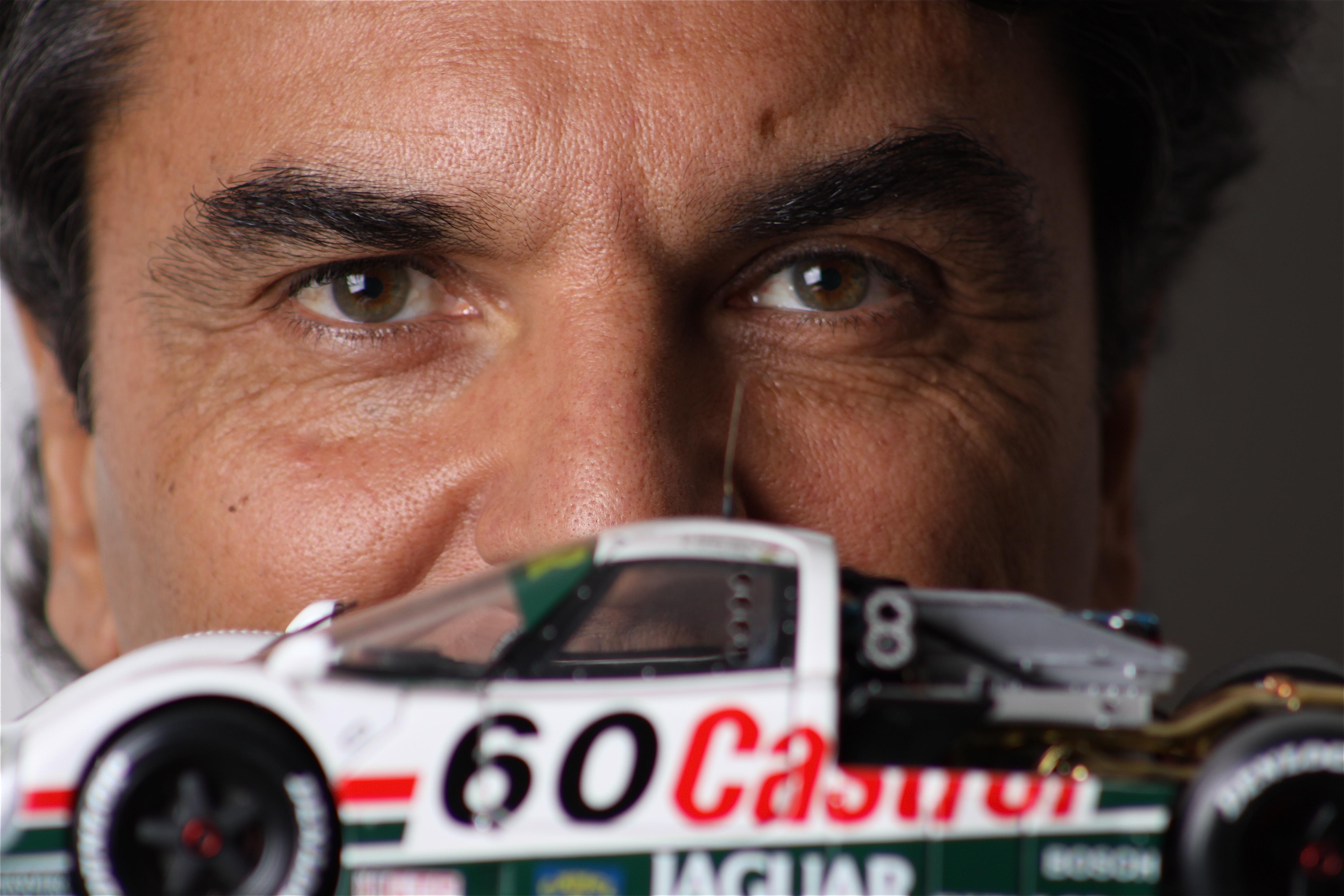Foto de Raul Boesel: campeão nas pistas de corrida e de dança
