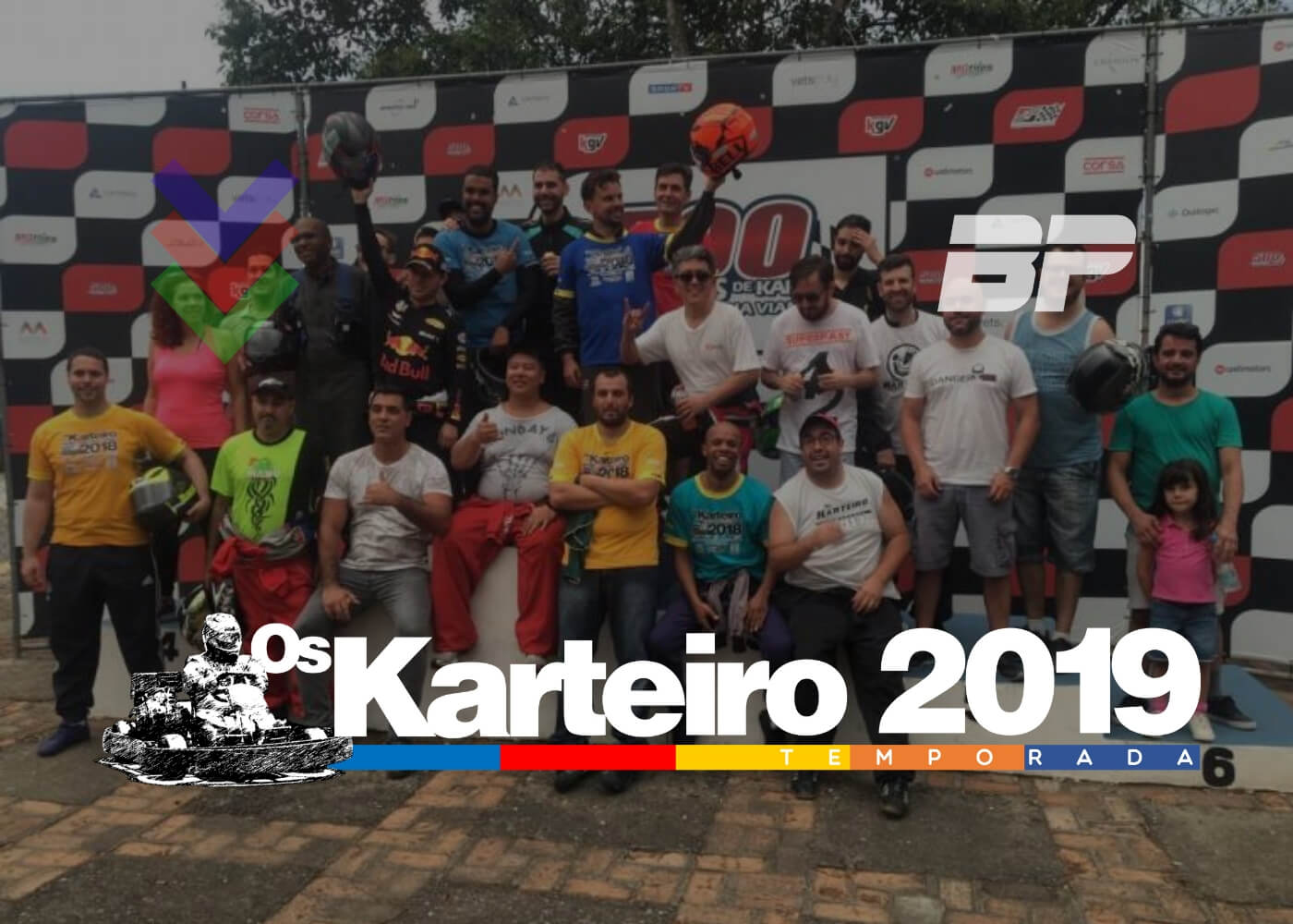 Foto de OsKarteiro: 01ª Etapa da temporada 2019 – Categoria Light – KGV