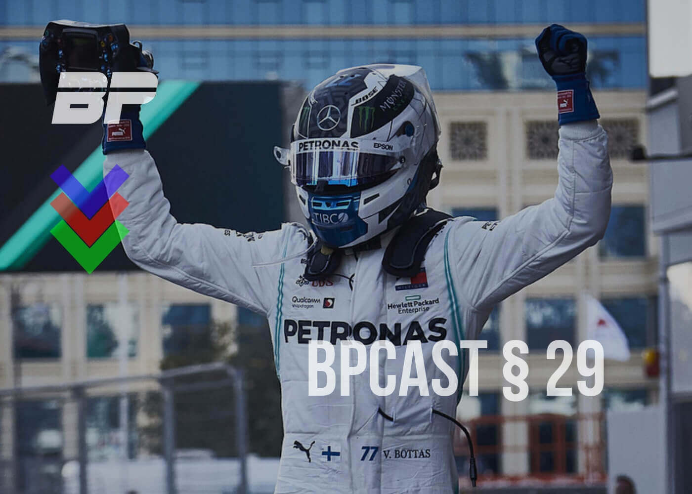Foto de BPCast § 29 | Review GP do Azerbaijão e o nosso pocket do e-Prix de Paris