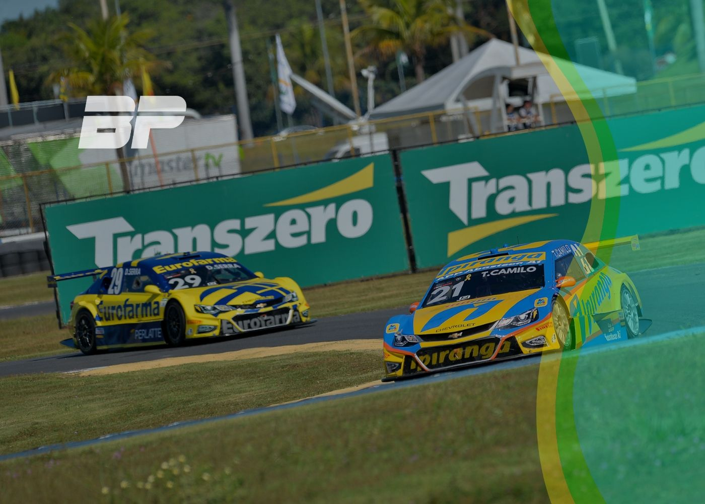 Photo of Thiago Camilo conquista terceira pole do ano na Stock Car