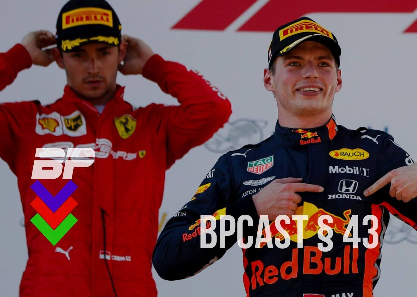 Foto de BPCast § 43 | Review do GP da Áustria de Fórmula 1