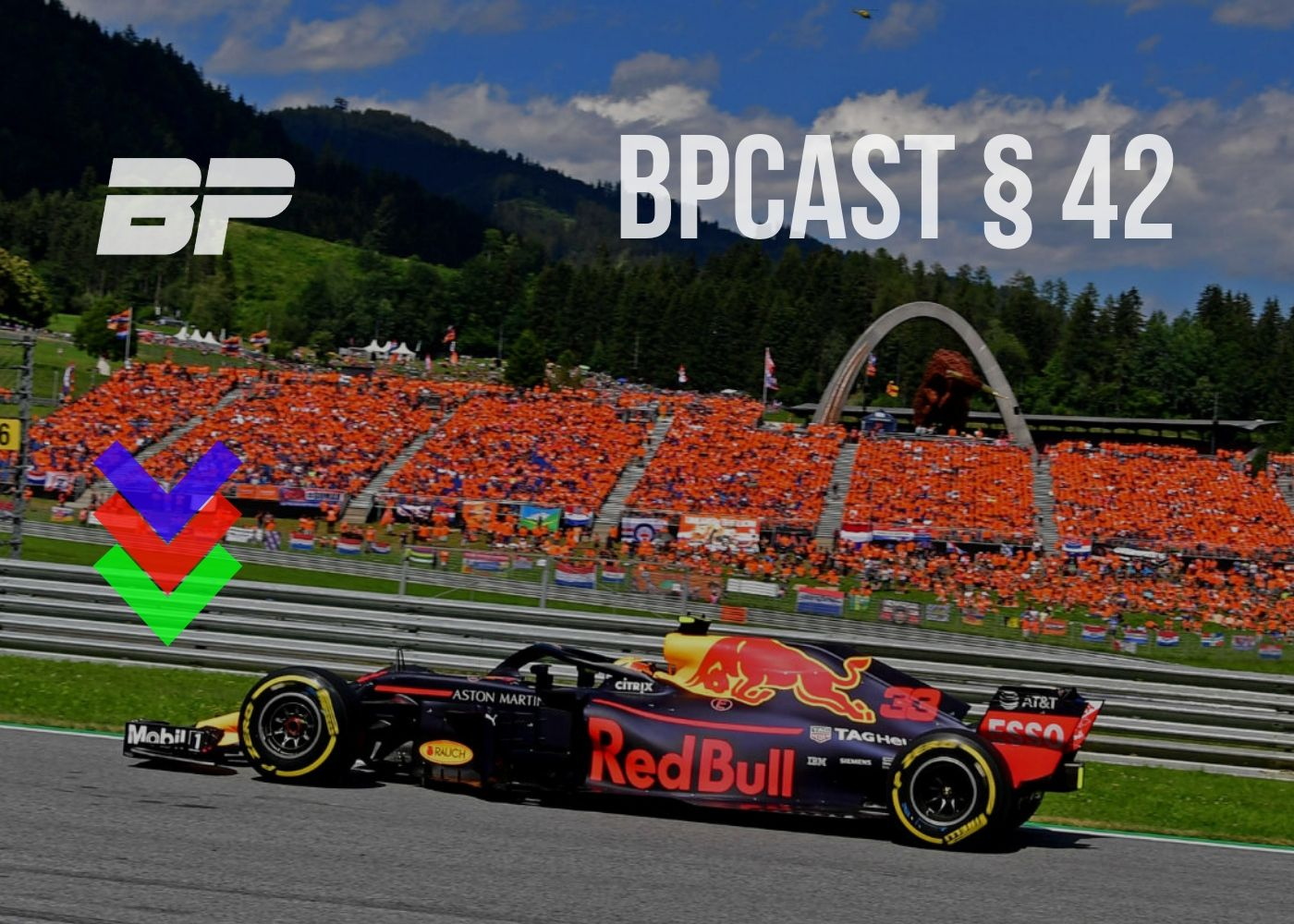 Foto de BPCast § 42 | Preview do GP da Áustria de Fórmula 1