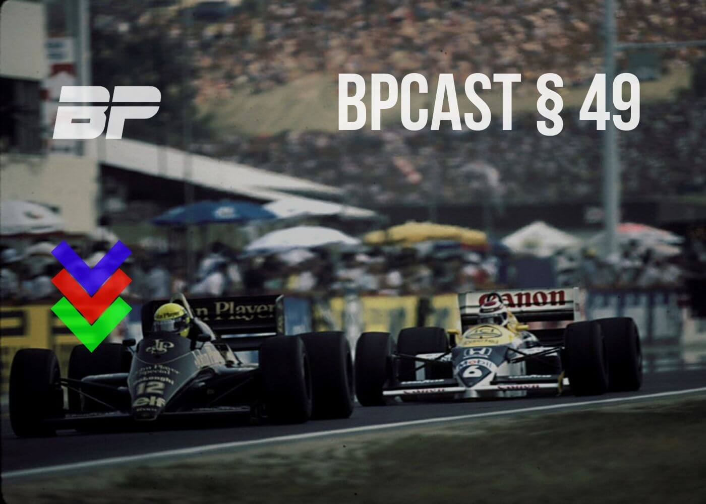 Foto de BPCast § 49 | Preview do GP da Hungria de Fórmula 1