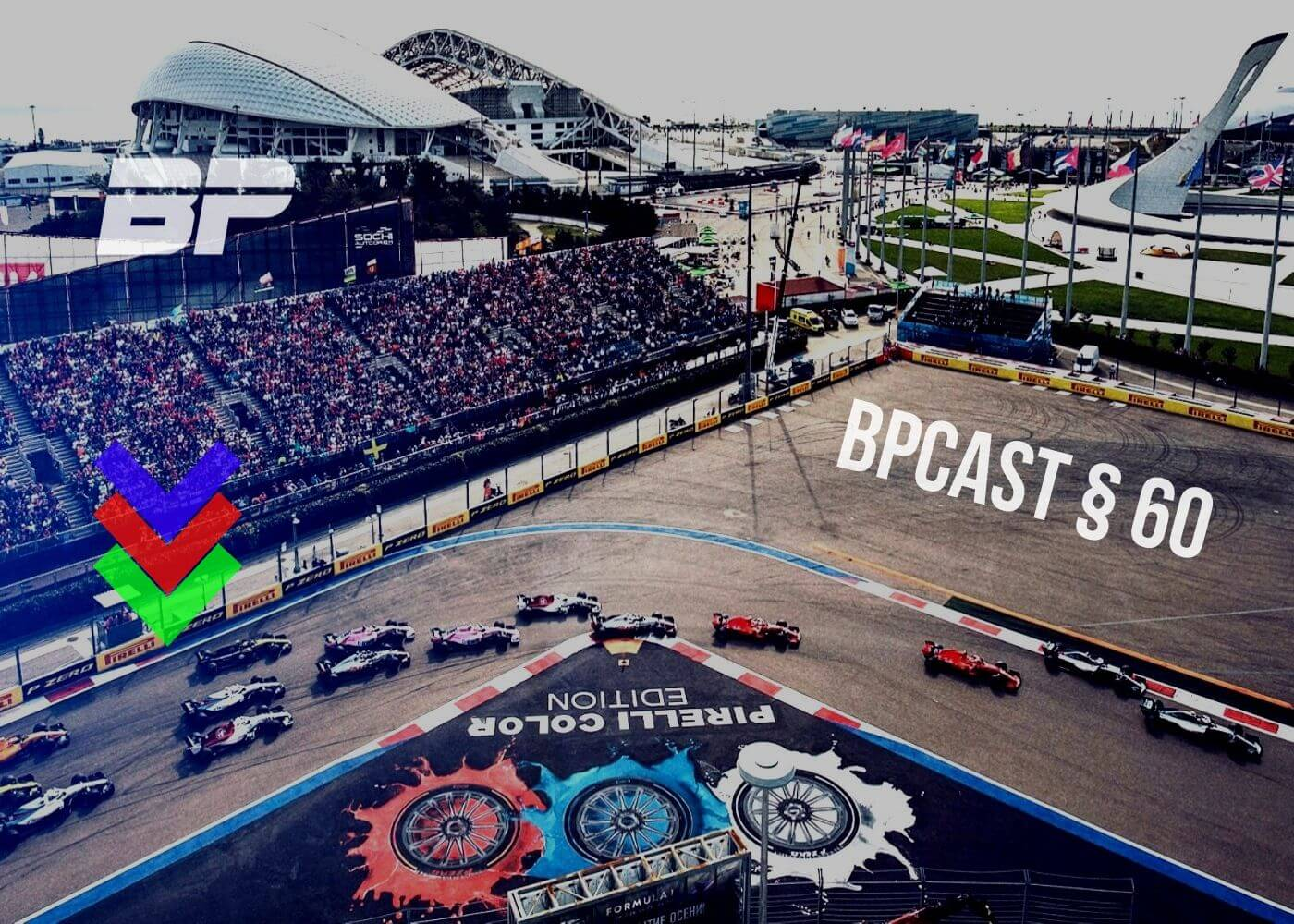 Foto de BPCast § 60 | Preview do GP da Rússia de Fórmula 1