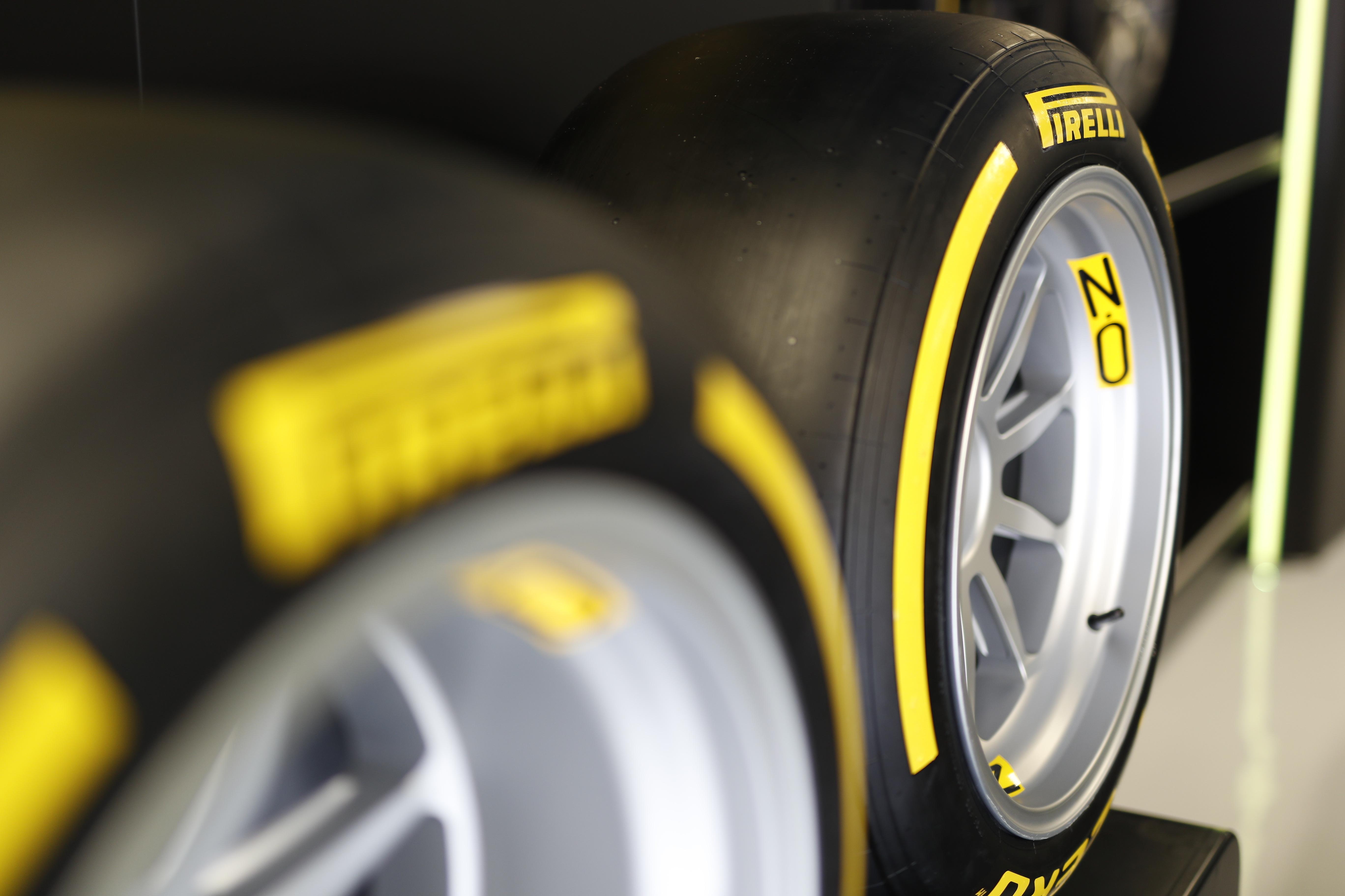 Foto de Pirelli está pronta para definir as especificações de 2020, após testes em Barcelona