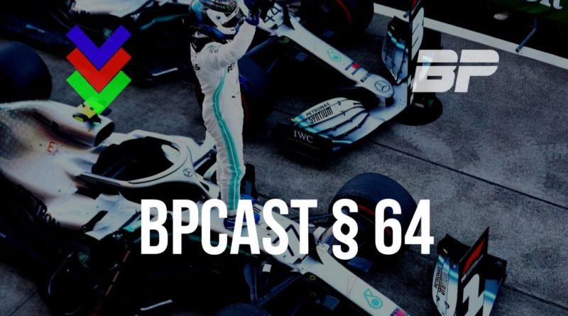 BPCast § 64 | Review do GP do Japão de Fórmula 1 – Mercedes e suas seis estrelas, Vettel pole e Bottas vencendo.