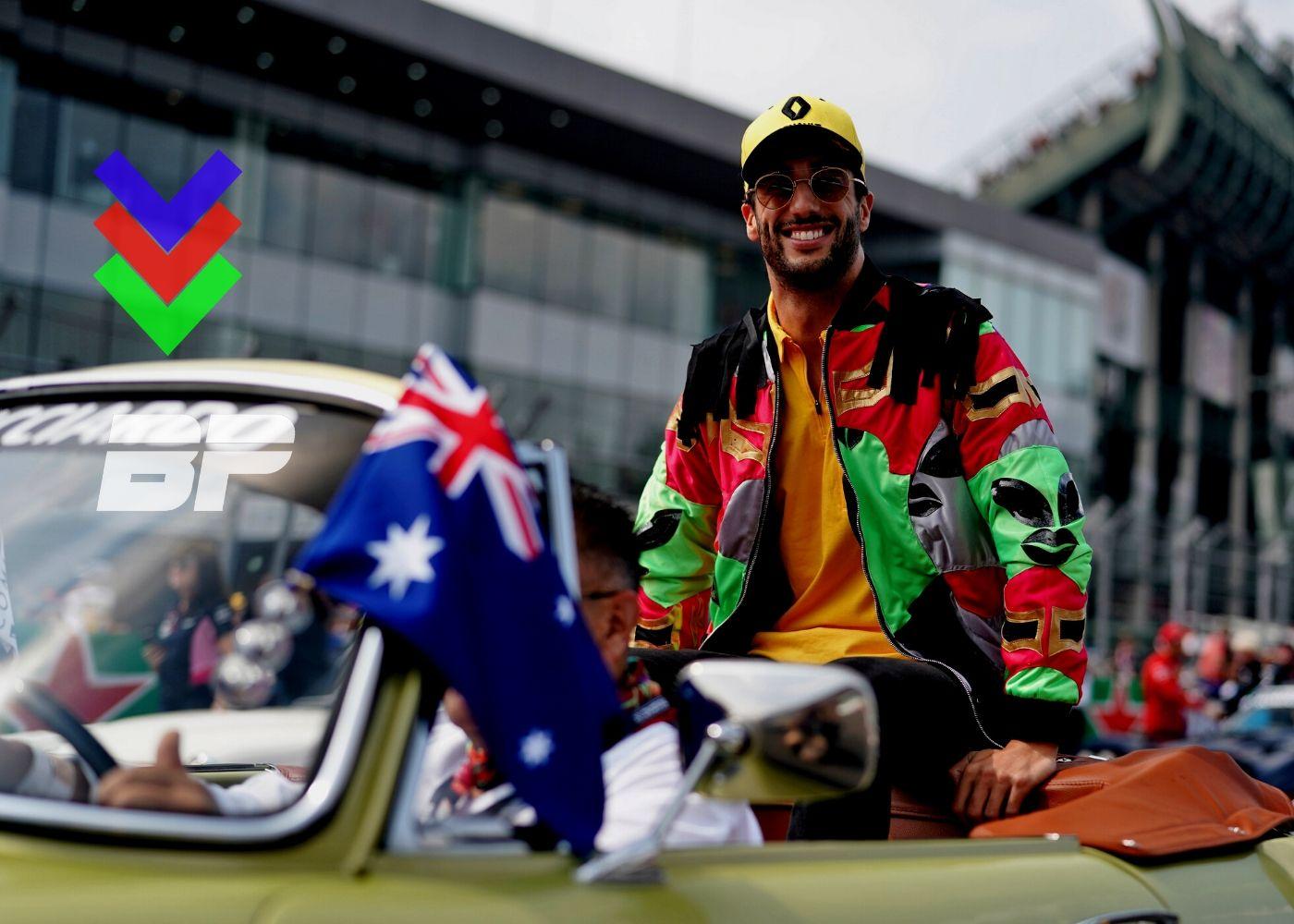 Foto de Crônicas Mexicanas – Daniel Ricciardo e sua luta árdua com a Renault