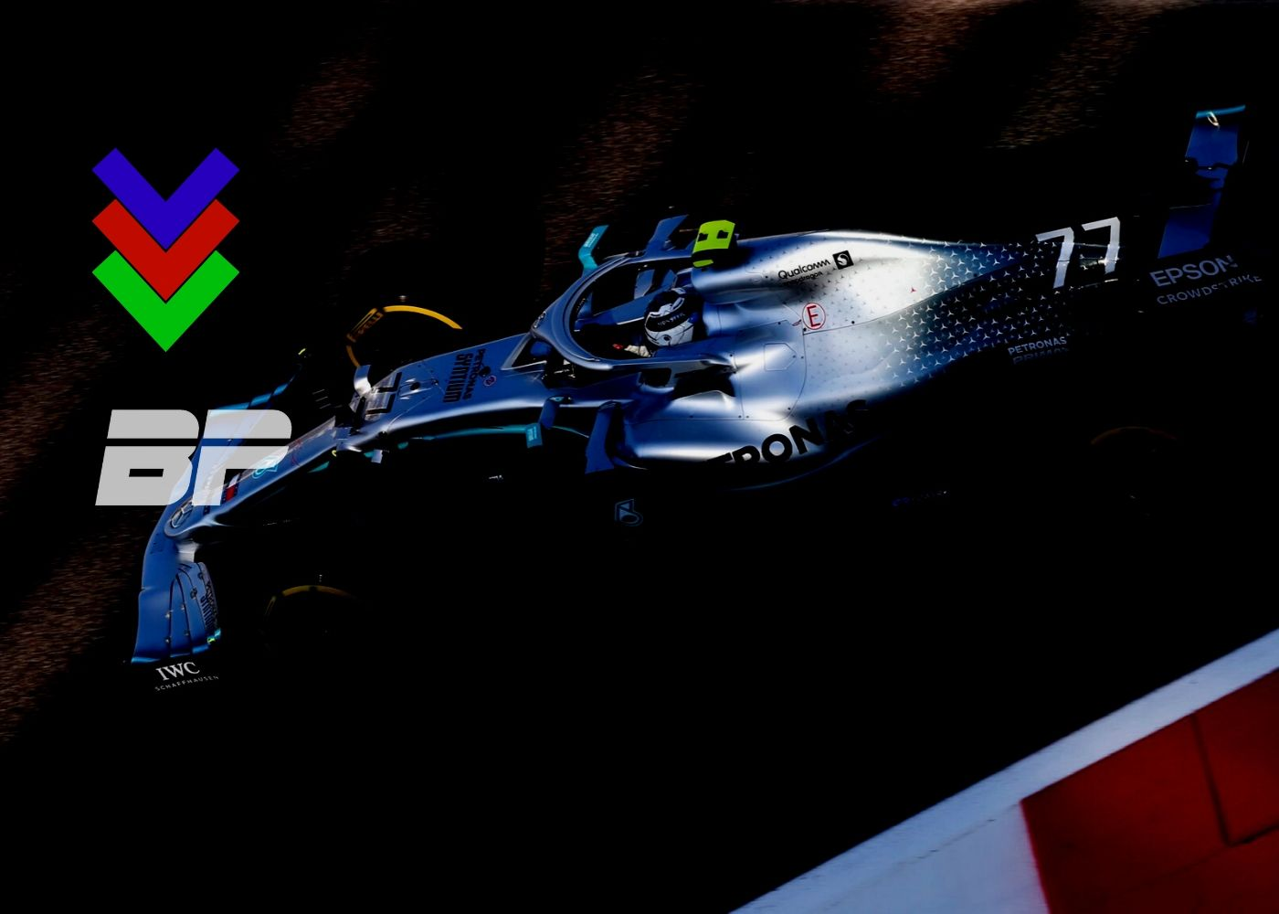 Foto de Abu Dhabi TL1 – Valtteri Bottas domina sessão e Sebastian Vettel acaba batendo nos últimos minutos