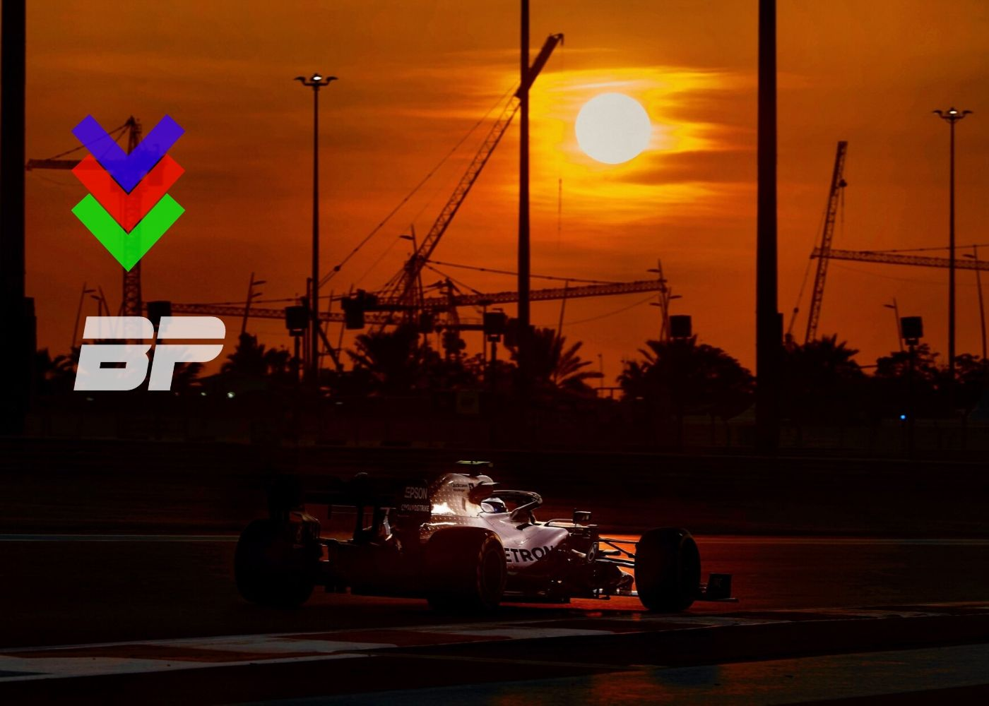 Foto de TL2 Abu Dhabi – Valtteri Bottas encerra sexta-feira na liderança, mas se envolve em incidente com Grosjean