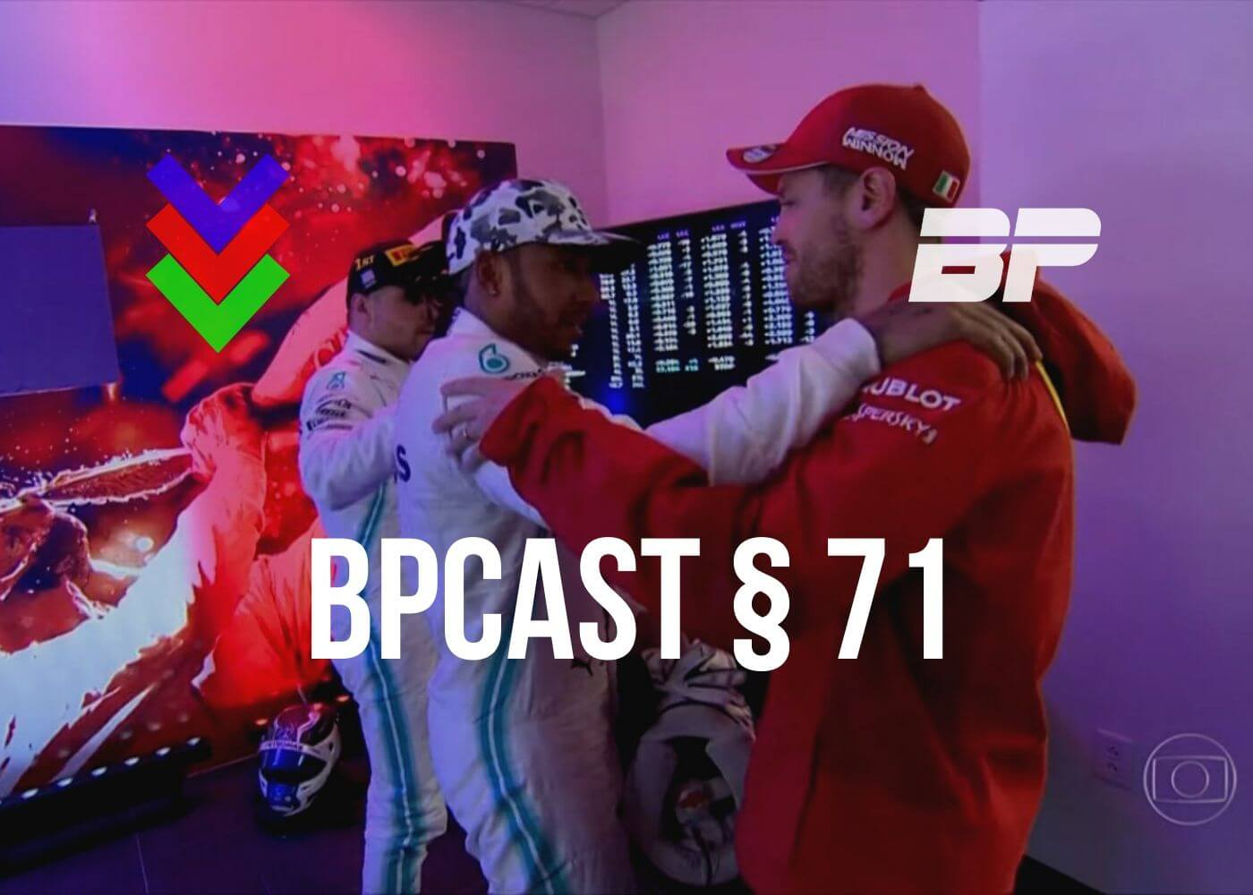 Foto de BPCast § 71 | Review do GP dos Estados Unidos