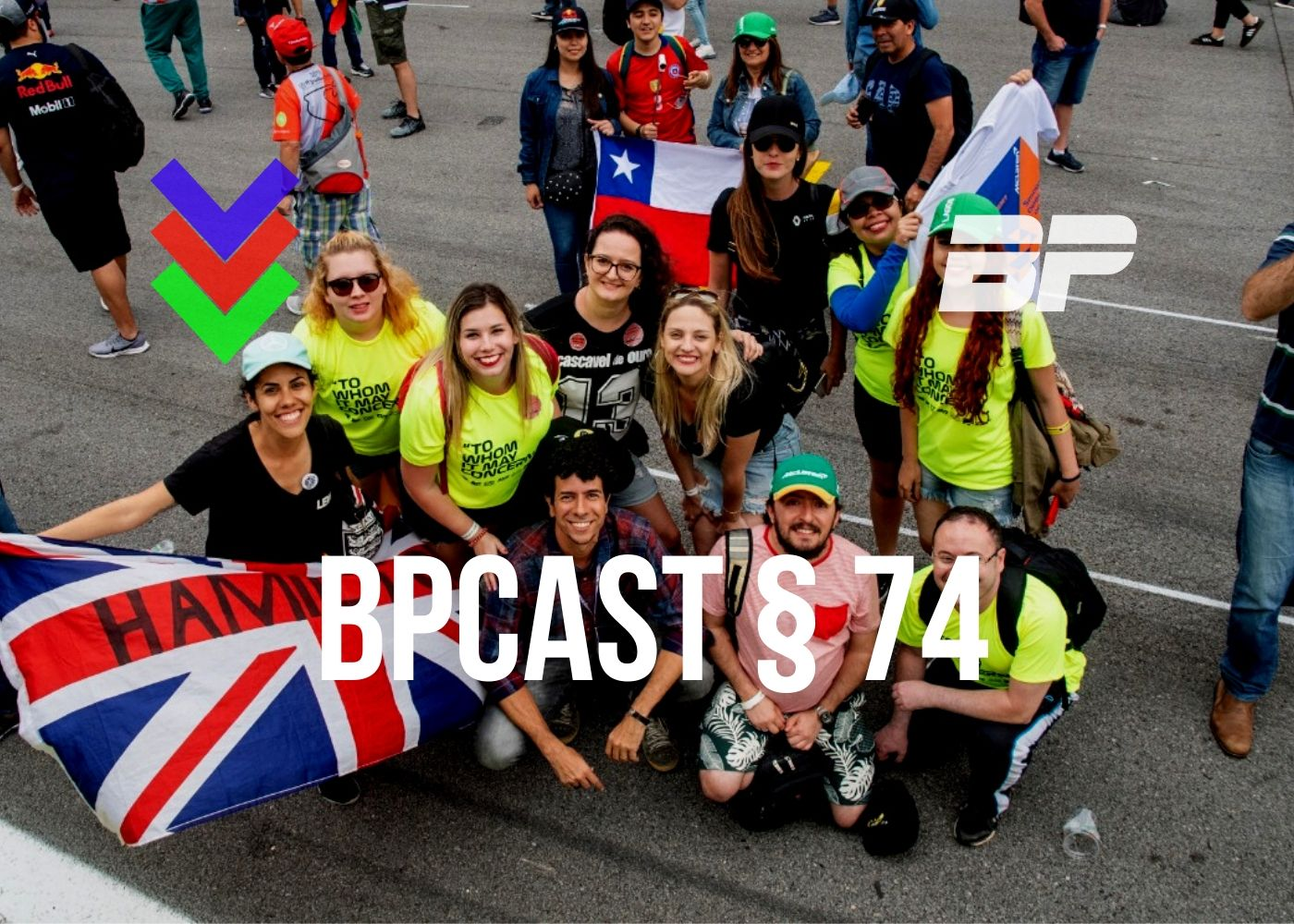 Foto de BPCast § 74 | Review do GP do Brasil de Fórmula 1