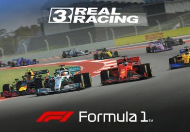 Novidades para os jogadores mobile: Fórmula 1 chega ao Real Racing 3 em 26 de novembro
