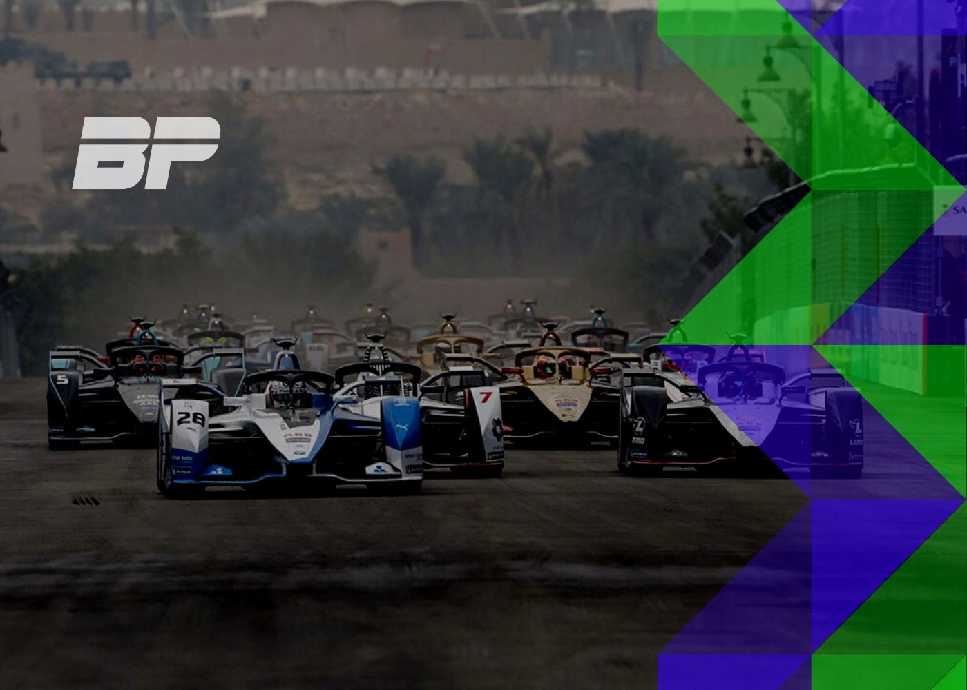 Foto de Bolão Fórmula E – Sexta Temporada, venha participar do Bolão #FEnoBP
